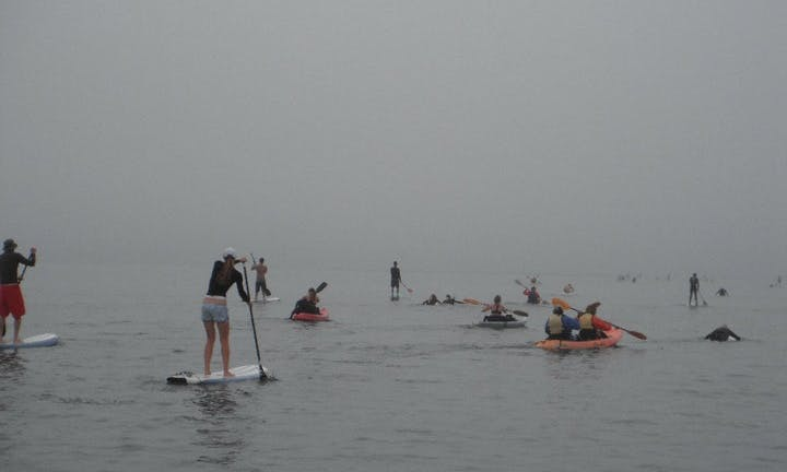 Stand Up Paddleboard Rental In Pismo Beach