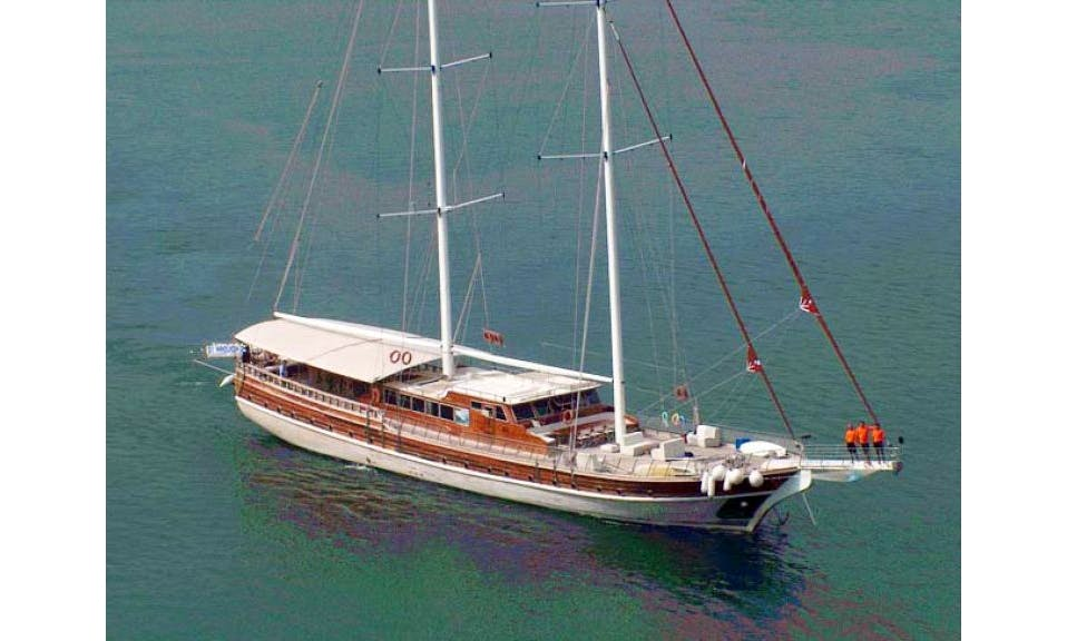 Socio Tours - Luxury Gulet 8 Cabins 39 m in Turkey