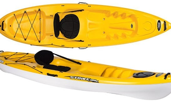 Solo Kayak Rental In Summersville