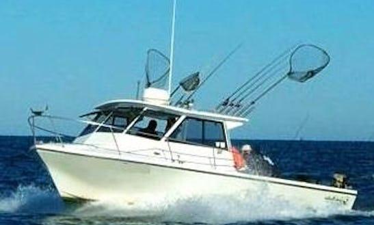 30' Island Hopper Fishing Chater In Oak Harbor