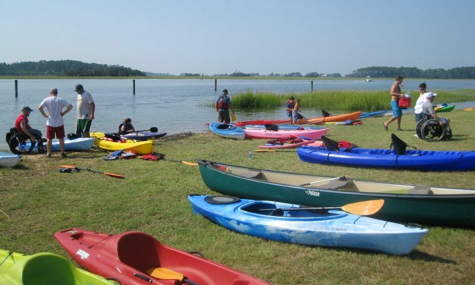 Kayak Rental In Savannah