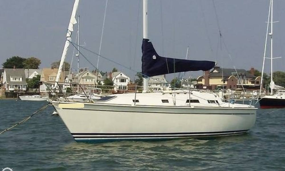 26' Delta Sail Boat Charter in Brazil
