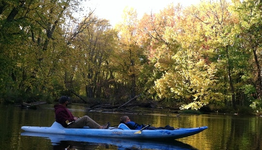 Kayak Rental In Scottville