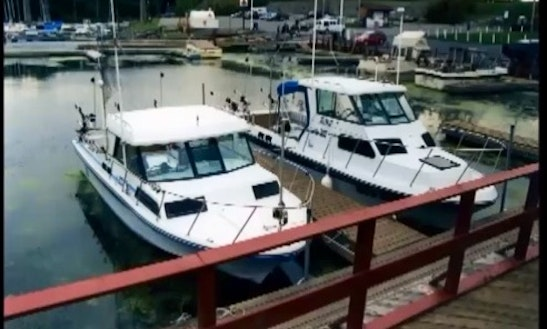 Fishing Boats Charter In Grand River