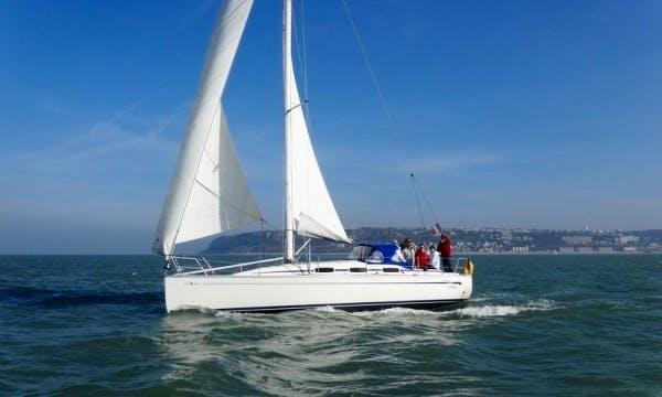 Cruising Monohull 'BAVARIA 35 MATCH' Charter in Haute-Normandie