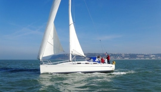 Cruising Monohull 'bavaria 35 Match' Charter In Haute-normandie