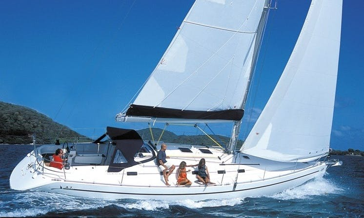 "Sailing Charter ""HARMONY 47"" in Haute-Normandie"