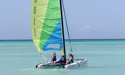 Sailing Hobie Cat Rental in Noord, Aruba