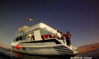 Motor Yacht Rental in Aqaba
