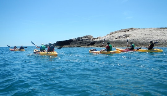 Full Day Kayaking In Premantura, Cape Kamenjak