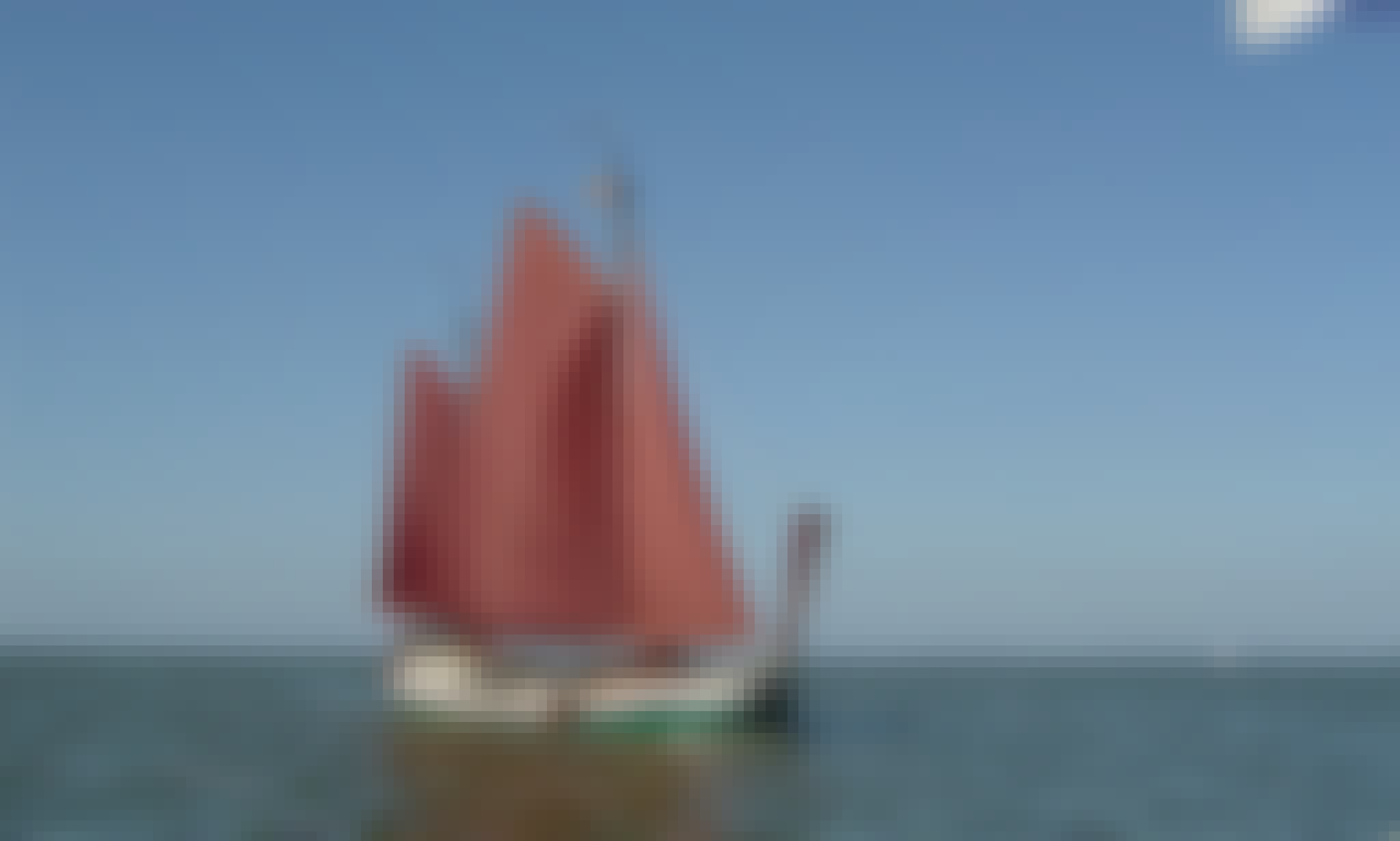 Traditional Sailing Boat Rental in Akkrum