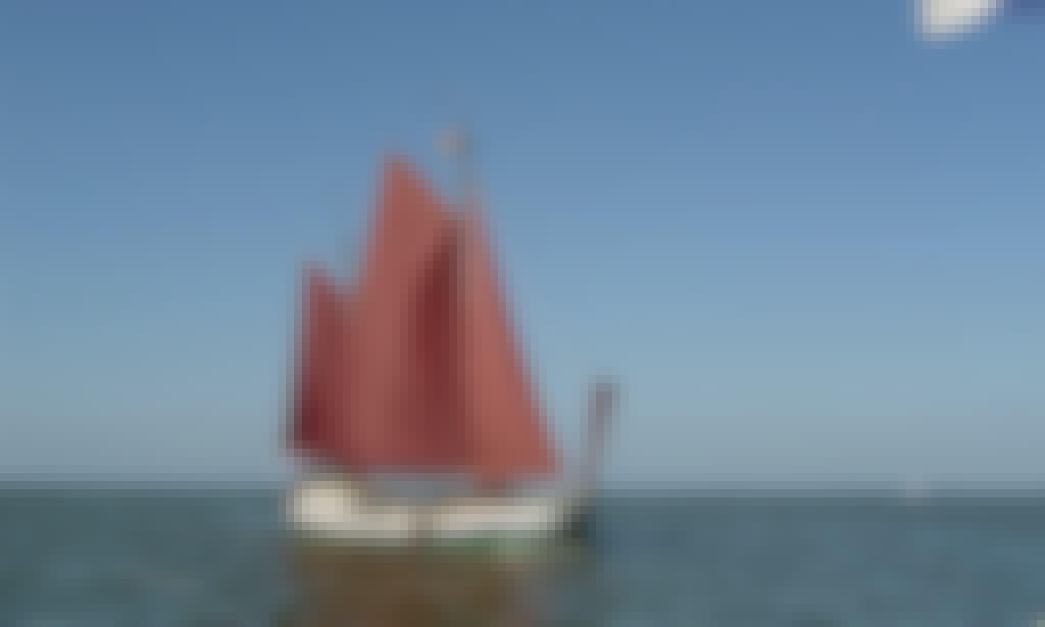 Traditional Sailing Boat Rental in Akkrum