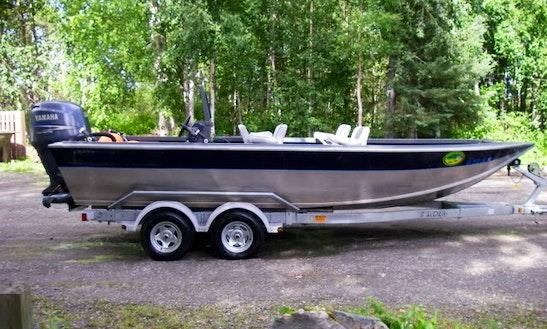 21' Bass Boat Charter In Portland, Oregon