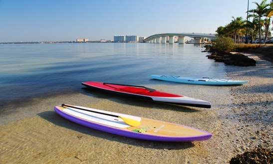 Explore The Calm Water Of Sarasota, Florida!