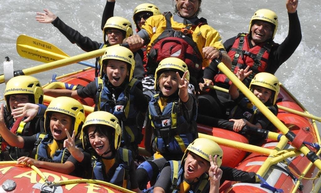 Rafting Adventure In Italy