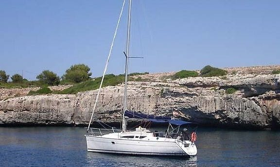 "Charter the Sun Odyssey 32 ""Carmen"" Sailing Charter in Betina"
