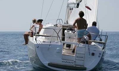 "Charter Elan 344 Impression ""Rosa"" Sailing Charter in Betina"