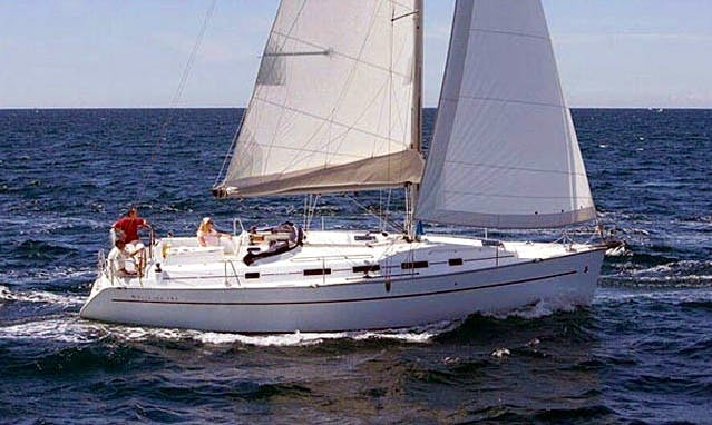 "Beneteau Cyclades 39.3 ""Helena"" Sailing Charter in Betina"