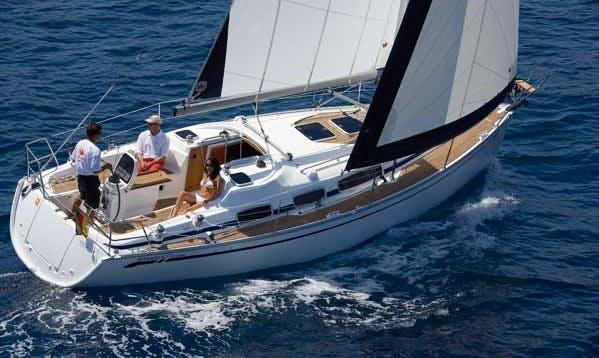 """Cruising Monohull 'Bavaria 38 """"Masquenada"""" Charter in Betina"""