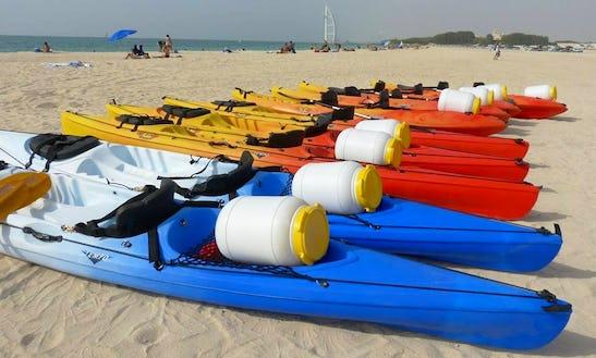 Kayak Rental In Calp