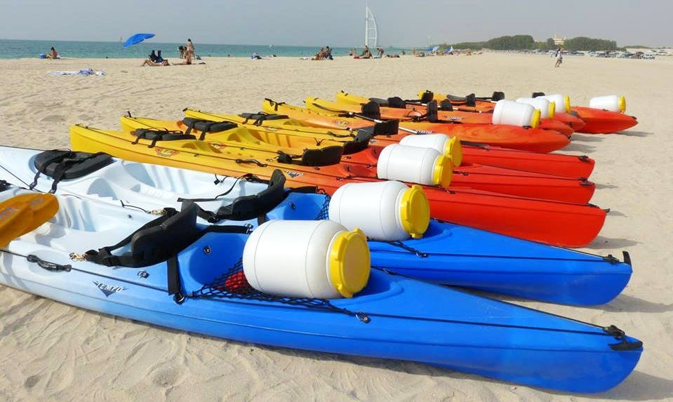 Kayak Rental In Calp