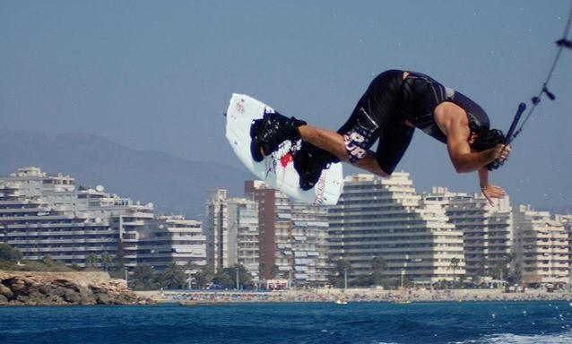 Wakeboarding In Calpe