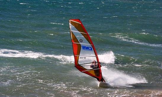 Windsurf Equipment Rental In Marseille