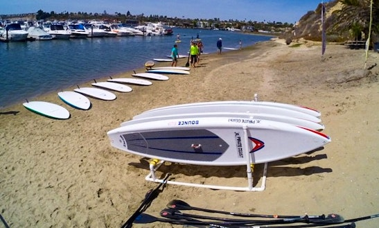 Sup Rentals & Lessons In Newport Beach, California
