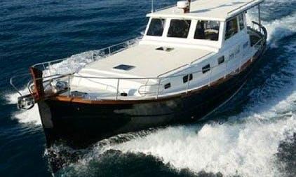 "Luxury Motor Yacht 'Menorquin 160 ""Bartol"" Charter in Betina"