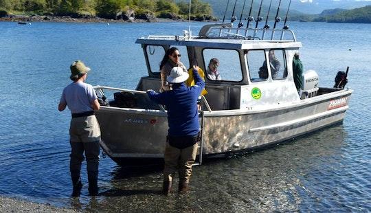 Fishing Charter 26' Trawler In Kodiak Island, Alaska