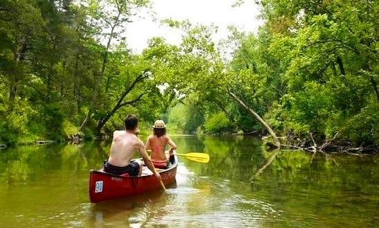 Rent Canoe In Missouri