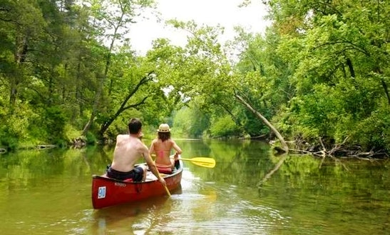 Rent Canoe In Missouri