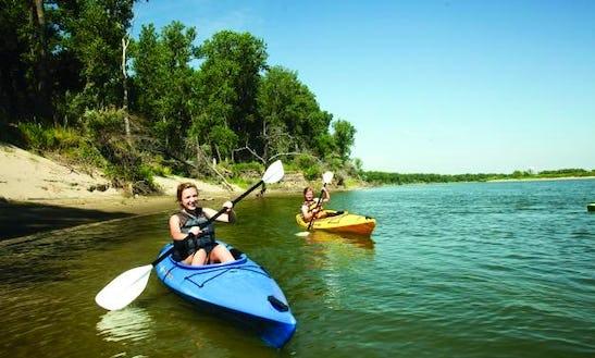 Kayak Rental In Jadwin