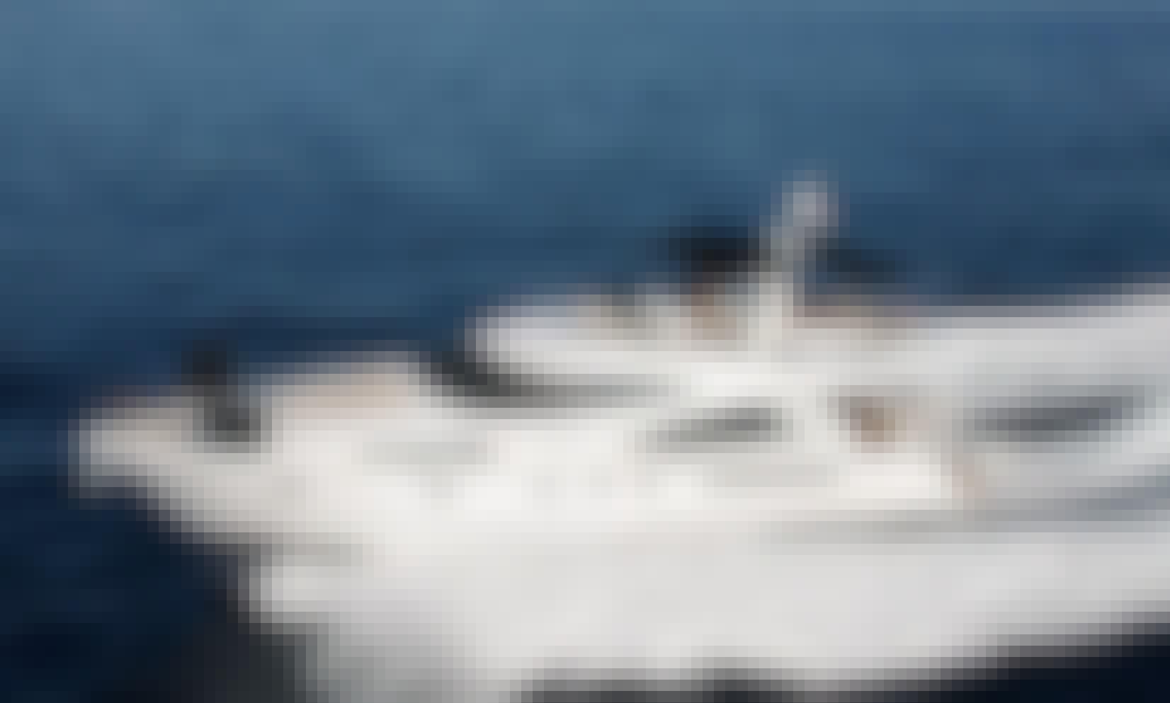 """Luxury Motor Yacht """"Gemini"""" Charter in Islas Baleares"""