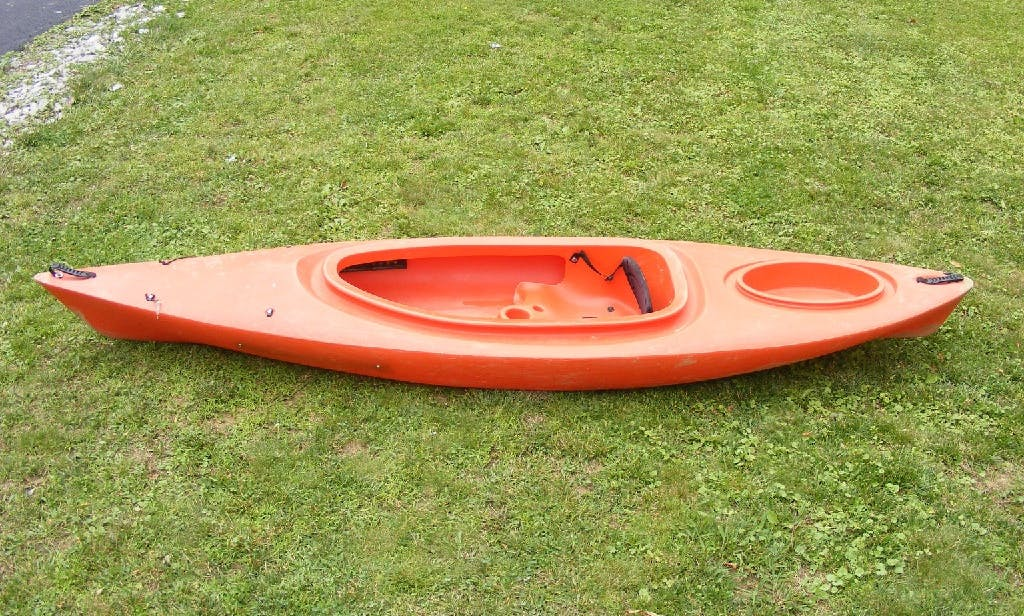 Canoe & Kayak Rental in Stanton