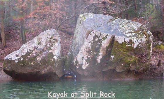 Mill Creek Lake Canoe Trips in Stanton