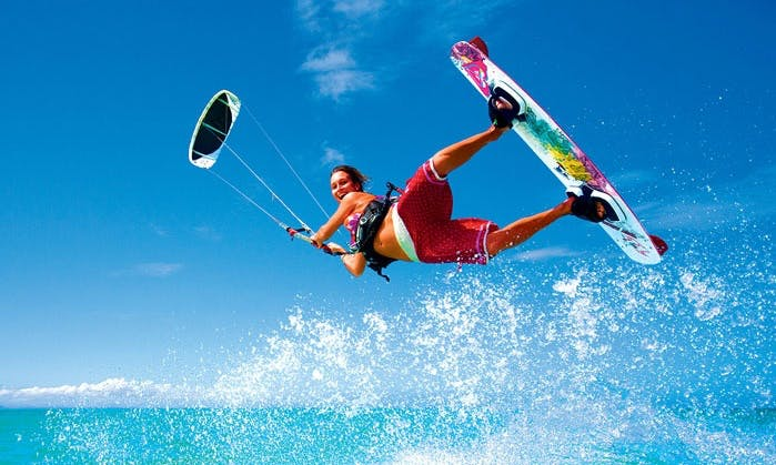 Kiteboarding Lessons and Rentals in Puerto Rico