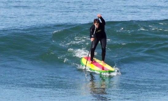Stand Up Paddleboard Rental In Bodega Bay