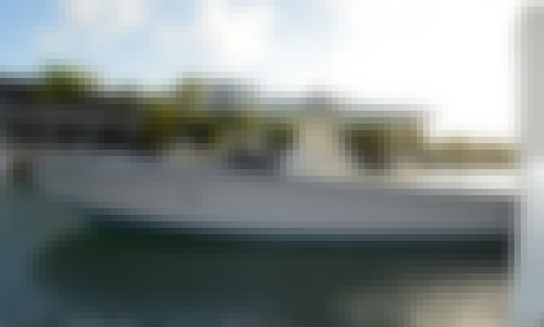 "34ft ""The Retriever"" SeaVee Fishing Boat In Islamorada, Florida"