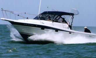 30' Penn Yan Fishing Charter In Ohio