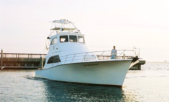 Fishing Charter On