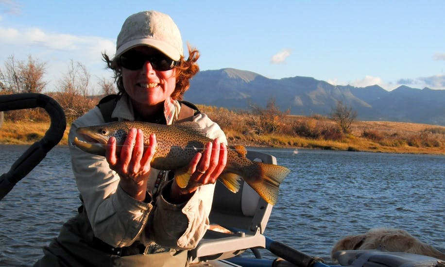 Guided Fishing Trips & Lessons in Alberta, Canada