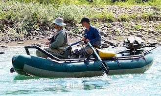 Guided Fishing Trips and Lessons in Alberta, Canada