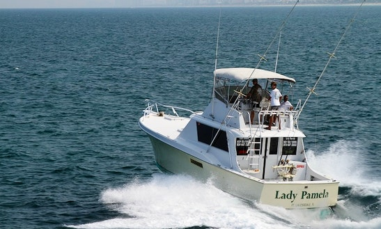 Lauderdale fishing charters getmyboat for Hollywood florida fishing charters