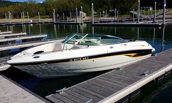2001 Chaparral Bowrider Rental In Priest River, Idaho For Up To 8 Person