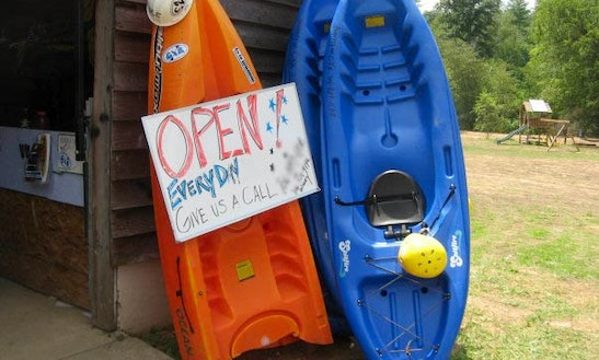 Kayak Rental In Ellijay