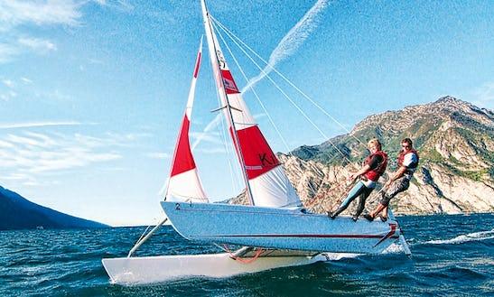 Topcat Beach Catamaran Rental In Milano