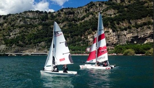 Rs Feva Dinghy Sailboat Rental In Milano