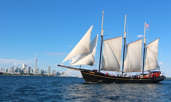 Sailing Charters In Toronto, Ontario