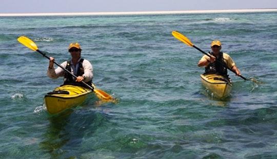 Kayak Rental On Trout Lake, Ontario